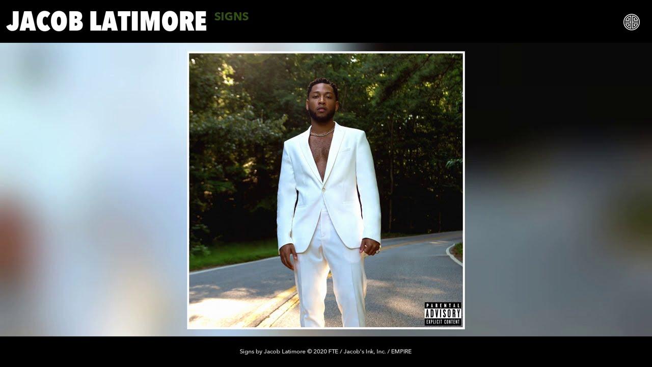 Jacob Latimore - Signs (Audio)