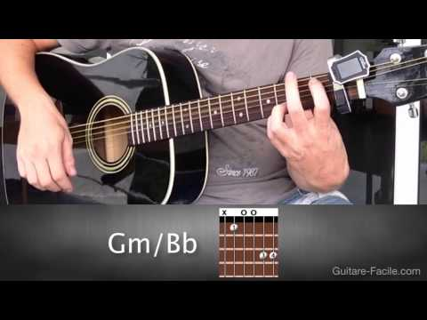 Let It Go (Frozen) with Guitar Chords