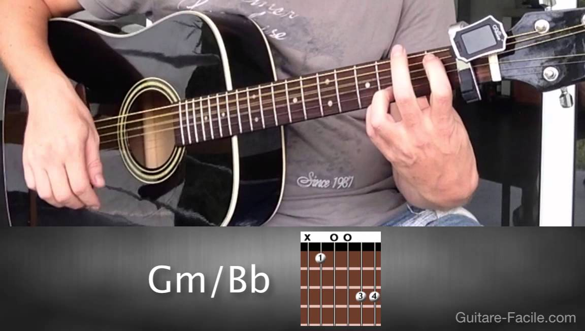 Let It Go (Frozen) with Guitar Chords - YouTube