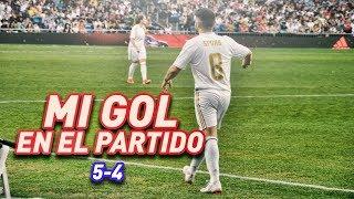 DJMARIIO 4-5 TheGrefg *MI PARTIDO Y EL GOL*