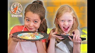 Kids Kitchen Real Recipes 10 | Kids Baking Unicorn Cookies