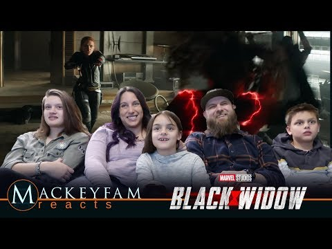 Marvel Studios' Black Widow | Special Look | Legacy Featurette- REACTION and REVIEW!!!