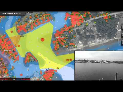 TimeZero Coastal Monitoring: Radar Target Auto-Acquisition and Camera Tracking