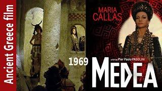 Medea Starring Maria Callas 1969 Italian, Eng Subtitles