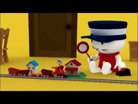 Musti 3D - In een klein stationnetje