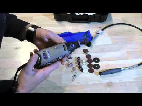 dremel polishing kit instructions