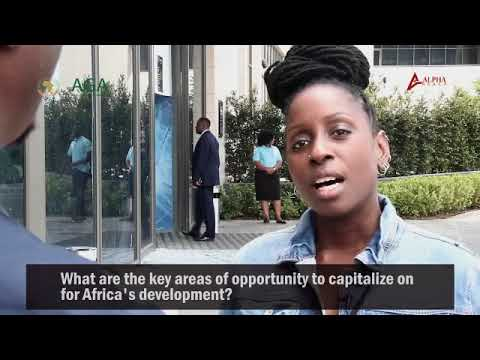 Africans at Expert Summit Speak on Key Areas to Capitalize on for Africa's Development #DGTrends