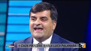 Esclusiva: L'intervista Di Massimo Giletti A Luca Palamara
