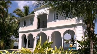 Al Capone's Restored Miami Beach Mansion Holds Open House