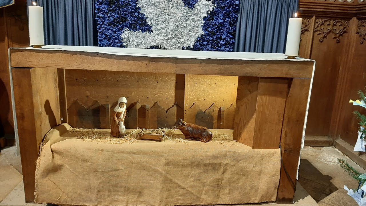 A Crib Service from the Tring Team Parish and Diocese of St Albans