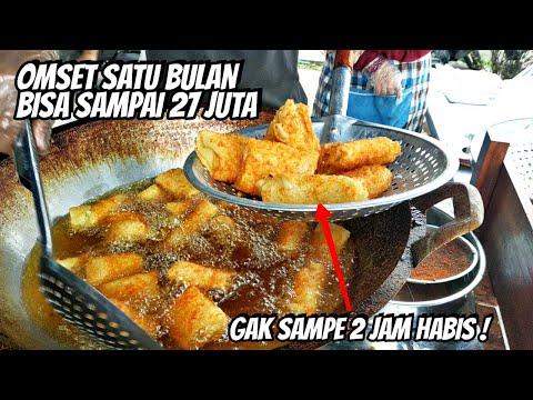 buset,-gak-sampe-2-jam-sudah-habis-!-omset-1-bula-27-juta---1-pcs-2-ribu---indonesian-street-foood