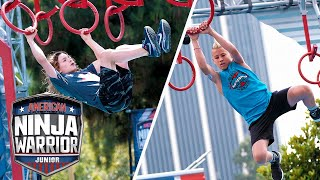 "Kai Beckstrand ""Mohawk Ninja"" Races National Rock Climbing Champion!! 🧗♂️ | Universal Kids"