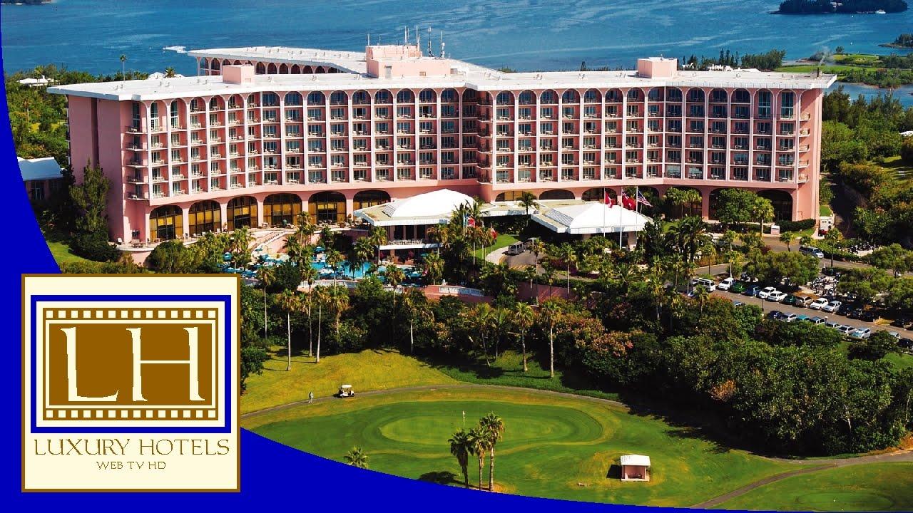 Luxury Hotels Fairmont Southampton Bermuda Youtube