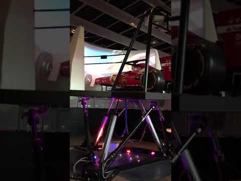 Ferrari world Abu Dubai