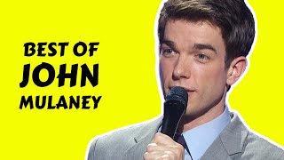 33 Minutes of JOHN MULANEY