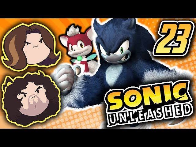 Sonic Unleashed: Arin's Gettin' Loopy! - PART 23 - Game Grumps