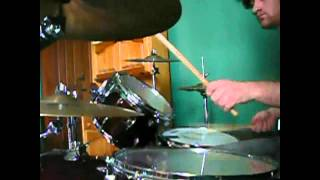 Foals 2 Trees Drum Cover