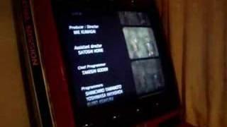 Confidential Mission Ending Movie Sega Naomi
