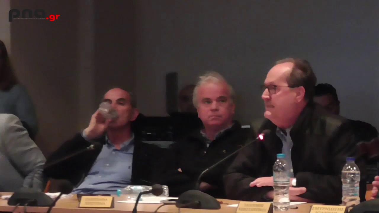 ΦΟΔΣΑ: Ένταση και αποδοκιμασίες για τον Δήμαρχο Καλαμάτας