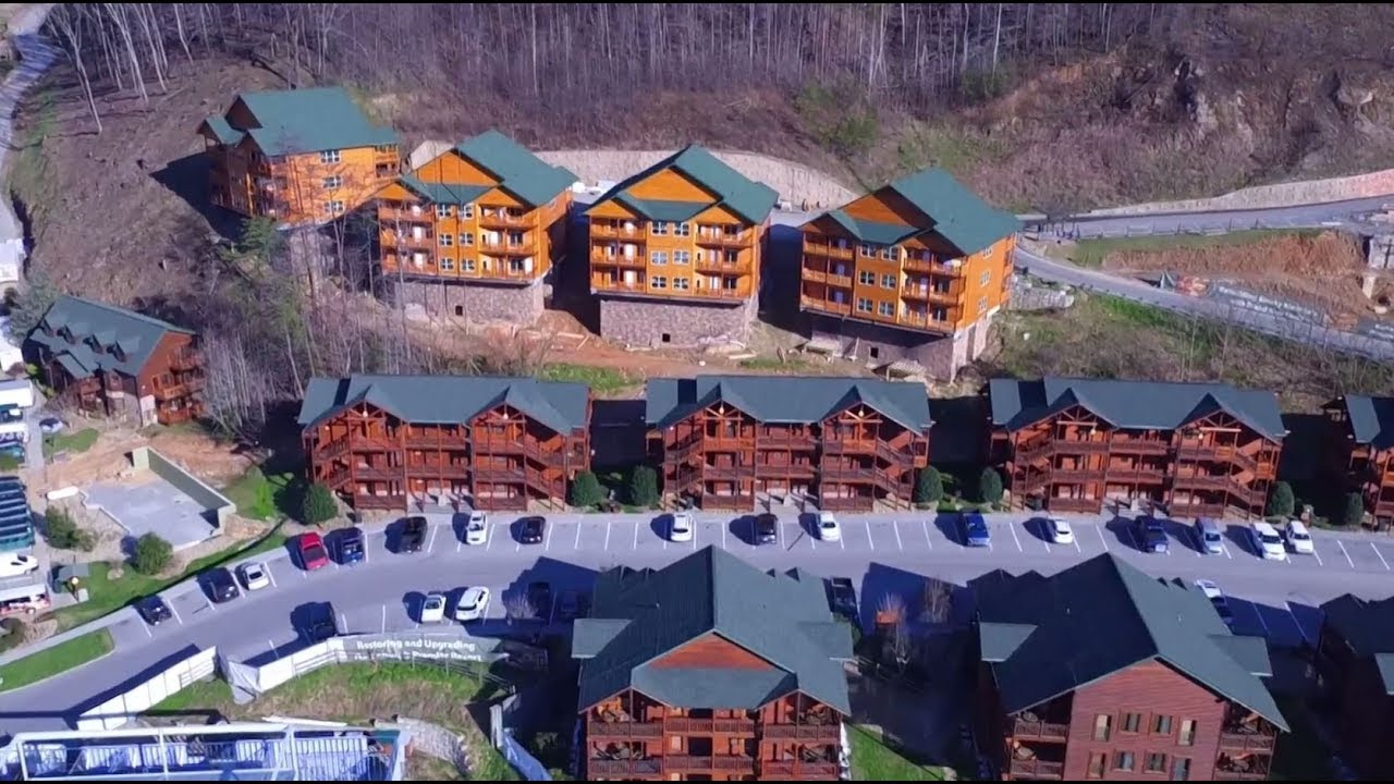 Westgate Resorts Westgate Smoky Mountain Resort Spa April 2018 Update Youtube