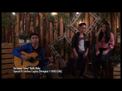 SIO MAMA COVER Frisky ft Adeline lapian