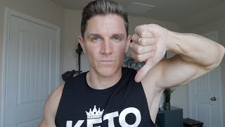 Top 5 Things I HATE About Keto