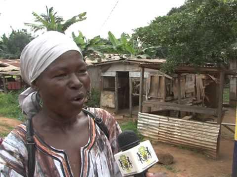 Gabon : focus sur les travaux de la route Mayumba-Tchibanga et du pont sur la lagune Banio
