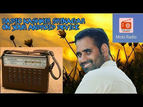 Radio Kashmir Srinagar Station Live |Radio Mobi App