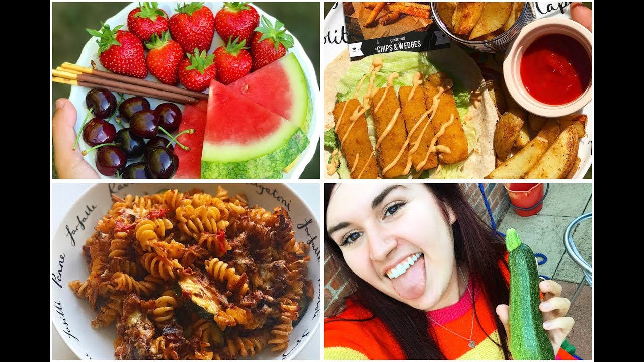 WHAT I EAT IN A DAY 🍴- SLIMMING WORLD #2