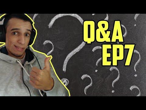 Q&A ep7 - عانحاول نجاوب الأسئلة ديالكوم - Morocco Gamer