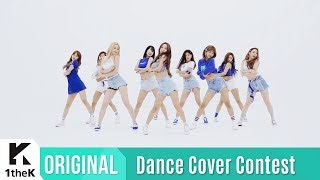 [1theK Dance Cover Contest] WJSN(우주소녀) _ Boogie Up (mirrored ver.)