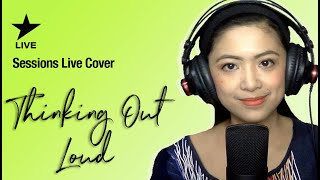 Thinking Out Loud - Ed Sheeran (Live Cover by Nicole Forcadela) | #NicoleCovers