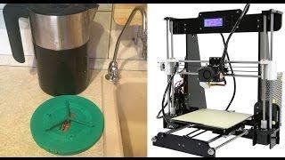 видео 3D принтер по металлу: описание технологии, возможности применения
