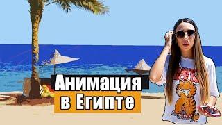 Анимация в отеле Albatros Laguna Vista Resort Анимация в Египте