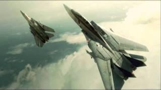 Ace Combat: Assault Horizon OST Track 6: Blue on Blue