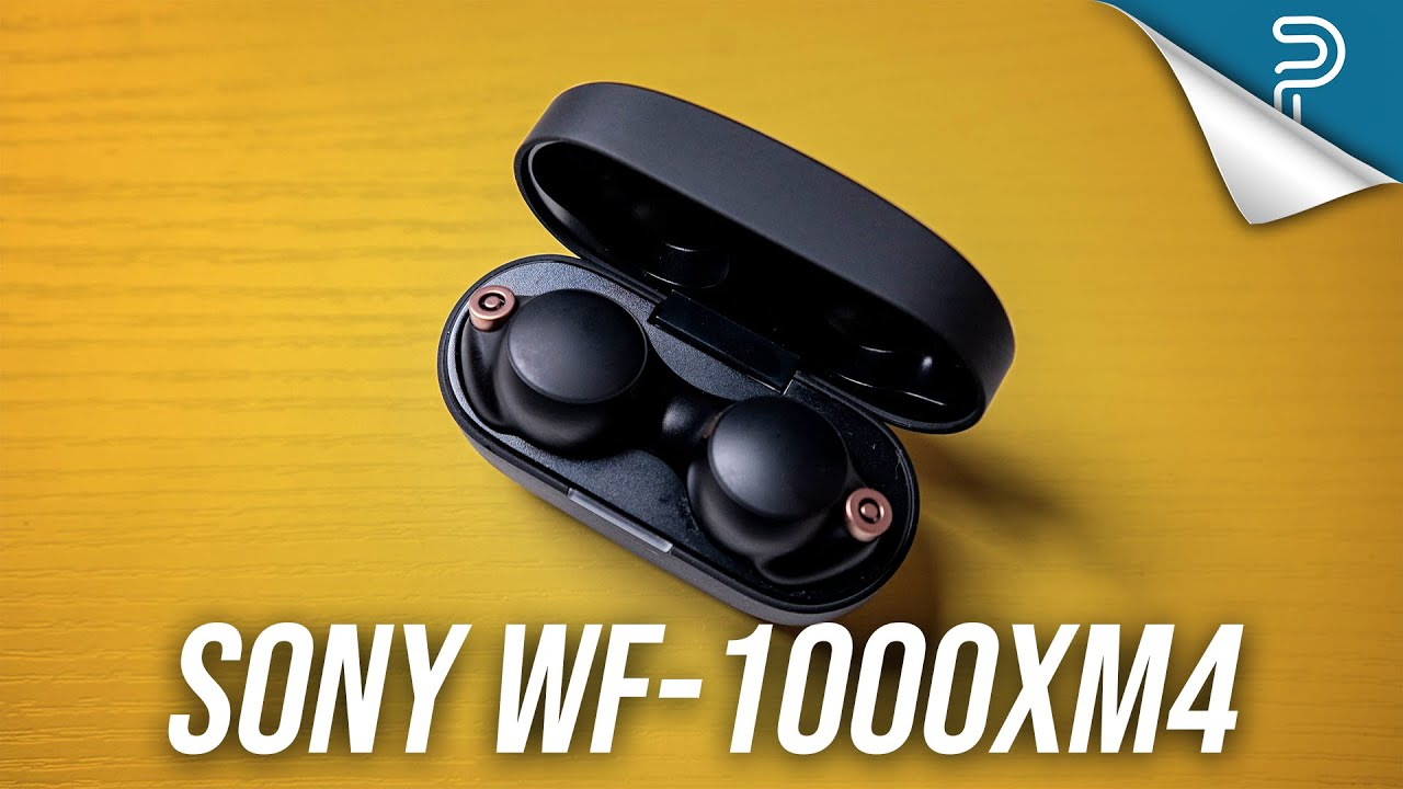 Sony WF-1000XM4 one month later: BEST True Wireless Earbuds? - Pocketnow