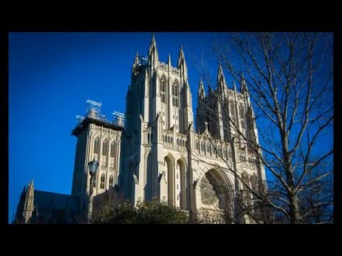 National Cathedral and Arlington Cemetery