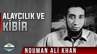 Alaycılık ve Kibir [Nouman Ali Khan] [Türkçe Altyazılı   Mekteb-i Suffa] [Türkçe Altyazılı]