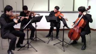 Viva La Vida by Coldplay (Singapore String Quartet)