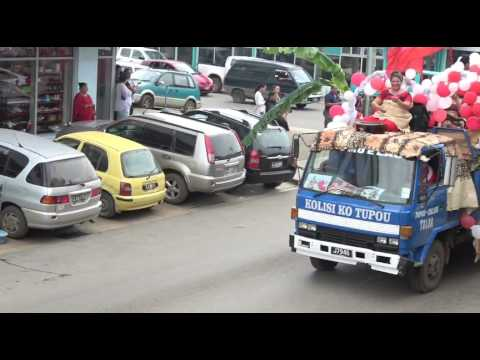 PITA TAUFATOFUA | TO RIO WITH LOVE | TONGA POWER PARADE
