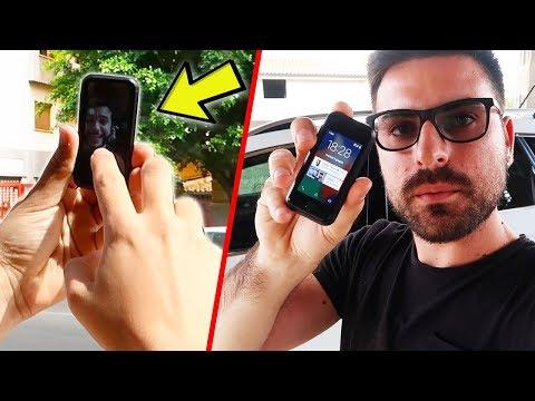 UNA GIORNATA CON L'iPHONE PIÙ PICCOLO DEL MONDO!