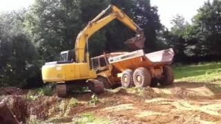 Dump truck CPCS Test