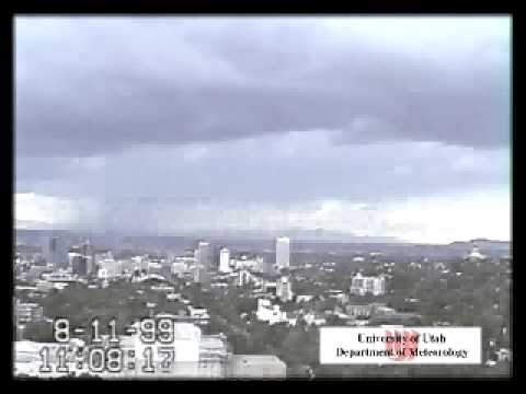 Salt Lake City Tornado, archival footage
