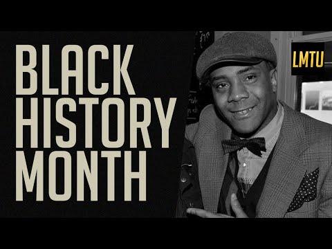 Black History Month w/ Spencer Fearon & Earl Brown | LMTU Sundays #2