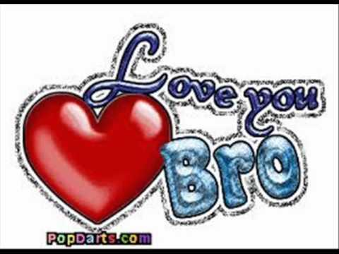 Открытка люблю тебя братишка