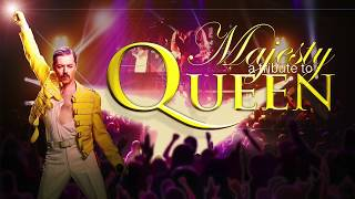 Queen Tribute Band - Majesty: 2020 Promo