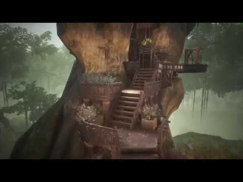 Tree House Conan Exiles |