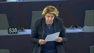 Intervento in aula di Caterina Chinnici sullo stato di attuazione della normativa antiriciclaggio