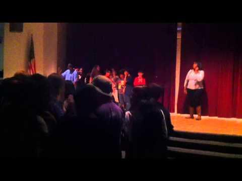 J'Ann Live @ David A Brown Middle School April 24, 2013