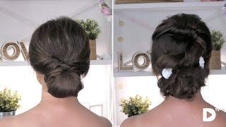 Upięcia ślubne/ fryzury na wesele | DOMODI TV